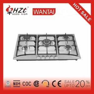 2018 36/30/24 inch Series 5 Burner Built in Gas hob/Gas Stove/Gas cooker WITH CSA
