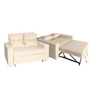 SKE001-4 Luxury Attendant Sofa Bed For Home And Hospital