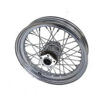 Mocell Customized Aluminum CNC Machined Wheel Rim Assembly For Motorcycle