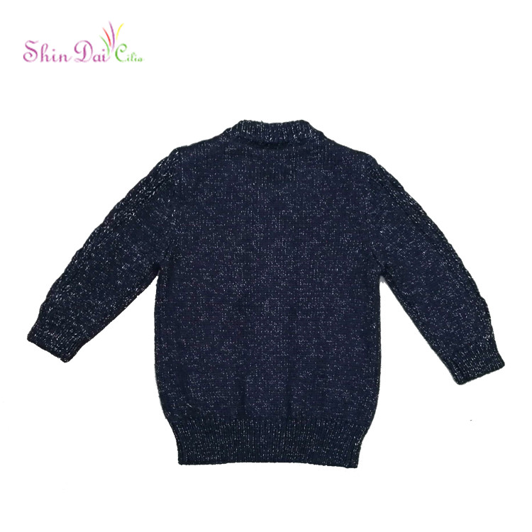 Wholesale China factory new design handmade baby boys sweater