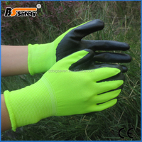 BSSAFETY oil-resistant garden working gloves working gloves importers in uk