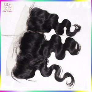 Wholesale Supplier Factory Direct Filipino Body Wave Lace Frontal Closure Made Of Real Premium Quality Human Hair