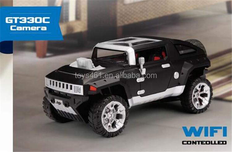 Gt330c Drive Wifi Remote Control Car Video Camrea Car Drive & Spy ...