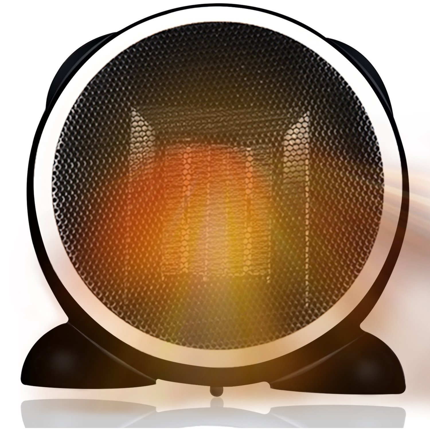 Portable Table Heater Warming Personal Space Heater with Over Heat Protection Tip over Protection Mini Heater for Home Office Indoor