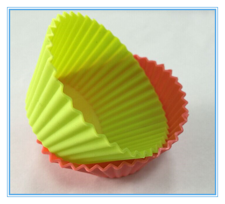 Baking Tools Silicone Cupcake Molds