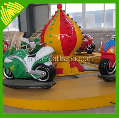 Top fun ! Amusement park ride motor race for sale