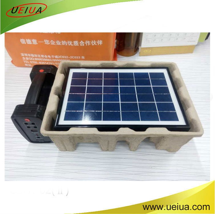Solar Light Project Part - 20: Mini Project Solar Lighting System / Mini Home Solar Power System