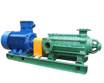 industrial multistage water sewage drainage pump