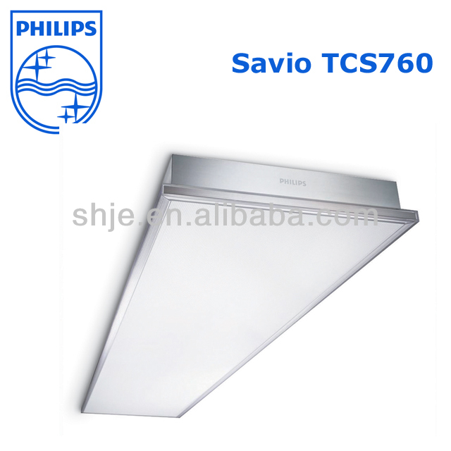 Philips Original Ceiling Lamp Savio TCS760 T5 Surface Mount