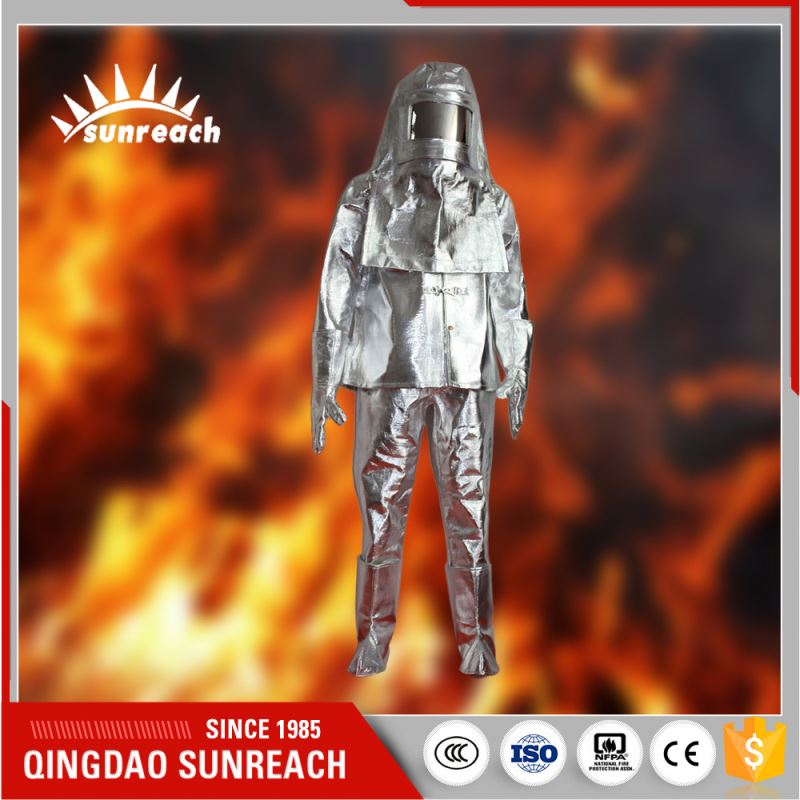 Nfpa Certified Nomex Jacket Fire Fighting Resistant Suits