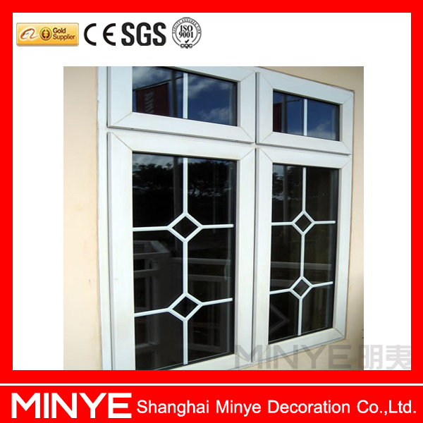 New Products Upvc Casement Window Grill Design/wrought Iron Window ...