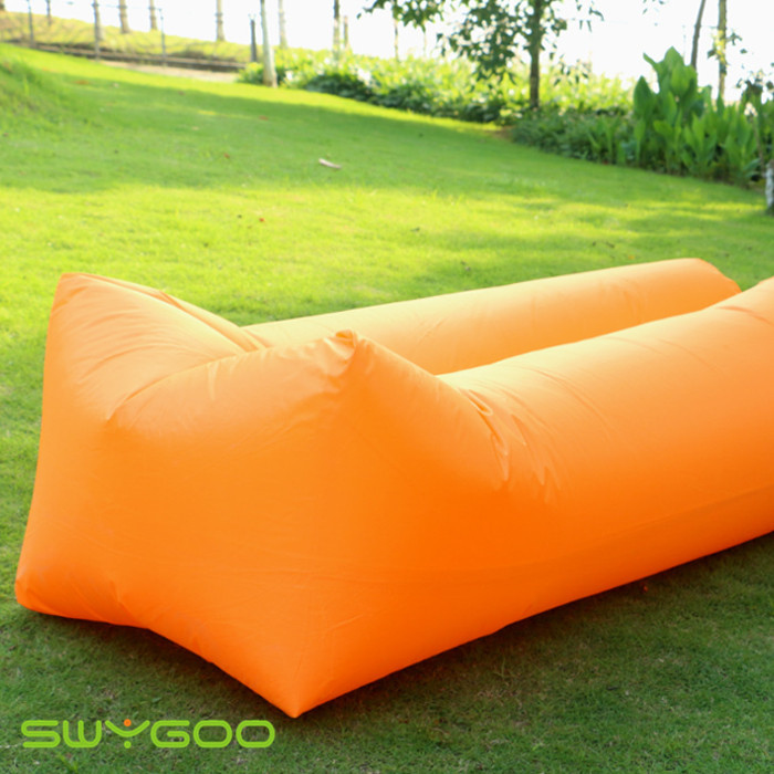 2017 trending products innovation fast Inflatable Air Sofa bed Inflatable sleeping bed for travel