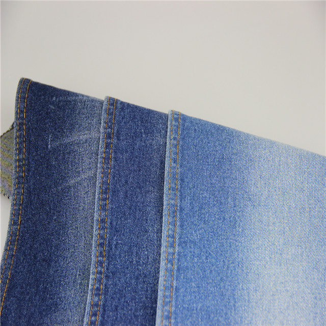 Tela denim de algodón 14oz Indigo por Metro de peso pesado de 150cm de ancho.