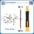 China Wholesale Mobile Repair Tools,2 in 1 Mini Screwdriver for iPhone