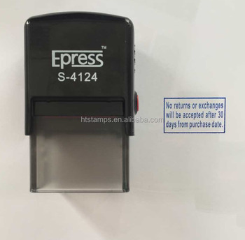 self inking stamp rubber art stamps self inking stamp with large