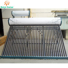 Non-pressure Solar Water Heater for Shower