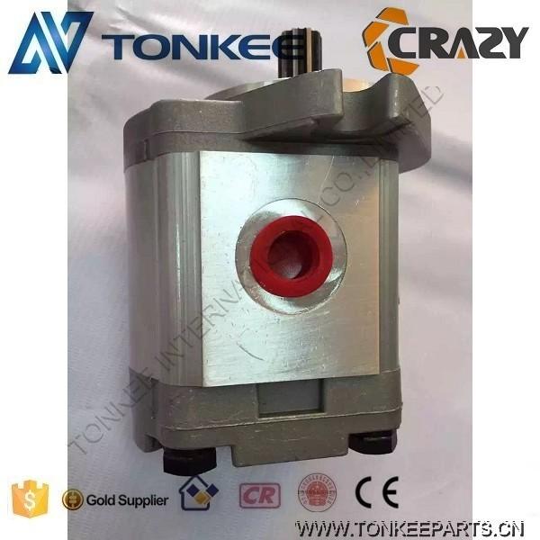 gear pump for HITACHI 9218005 9217993 EX200 hydraulic gear pump pilot pump