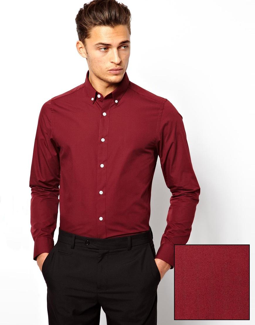 Male Dress Shirt 26