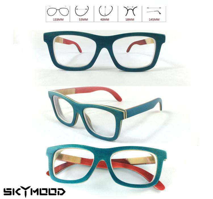 2017 Latest Optical Eyeglass Frame For Women Italy Brand ...