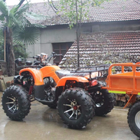 2017 high quality hummer multifunctional 250cc farm quad atv for sale