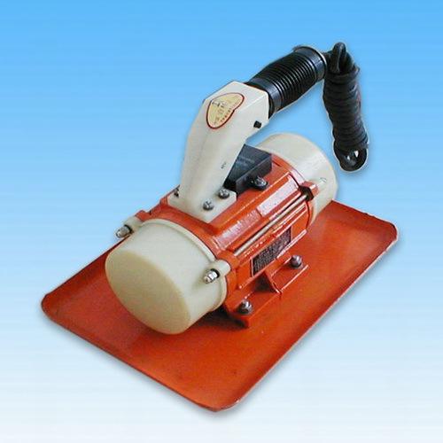 Idea and handheld plate concrete vibrator entertaining