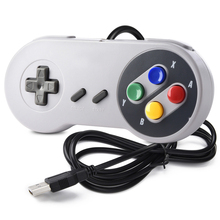 SNES <span class=keywords><strong>USB</strong></span> <span class=keywords><strong>GamePad</strong></span> del regulador del SNES Retro <span class=keywords><strong>USB</strong></span> <span class=keywords><strong>PC</strong></span> <span class=keywords><strong>Gamepad</strong></span>