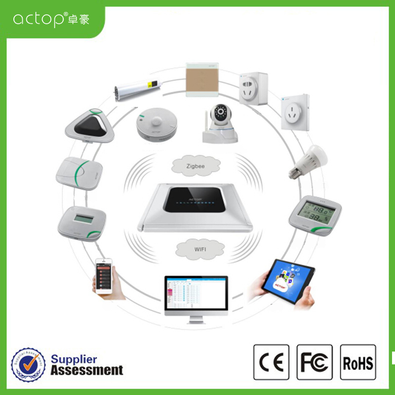 OEM/ODM Manufacturer ACTOP High-Tech Compatible Smart Home