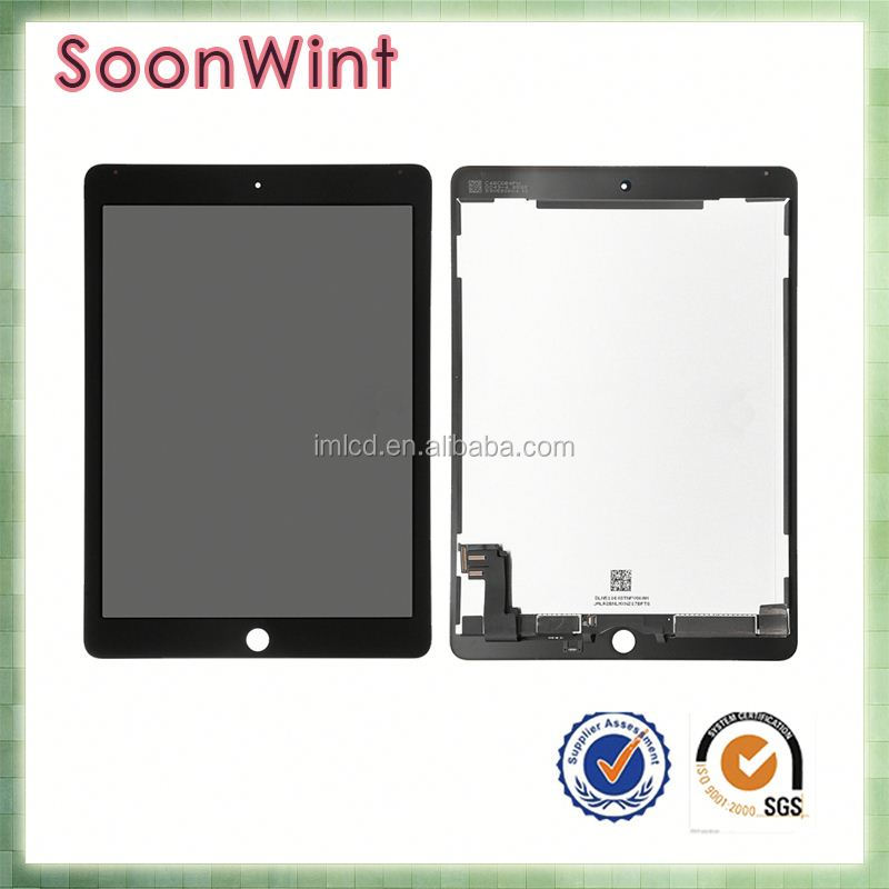 Brand new lcd display for ipad air 2, for ipad air 2 lcd flex cable