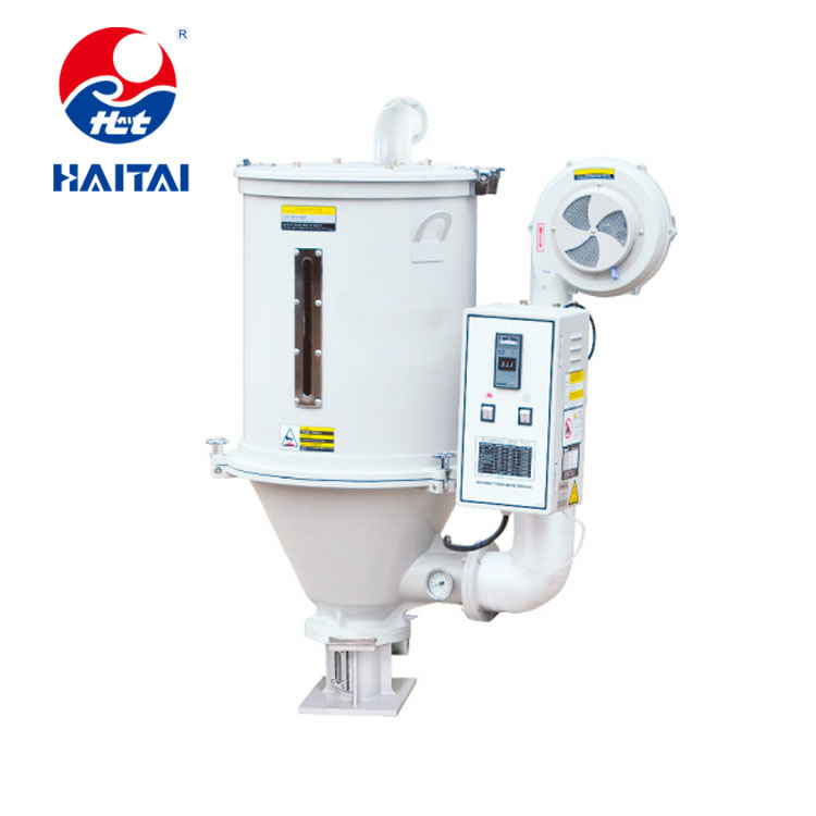 SHD-600 HAITAI 24 kw Industrial plastic hopper dryer/ Extruder Hopper Dryer for Plastic Material plastic resin dryer