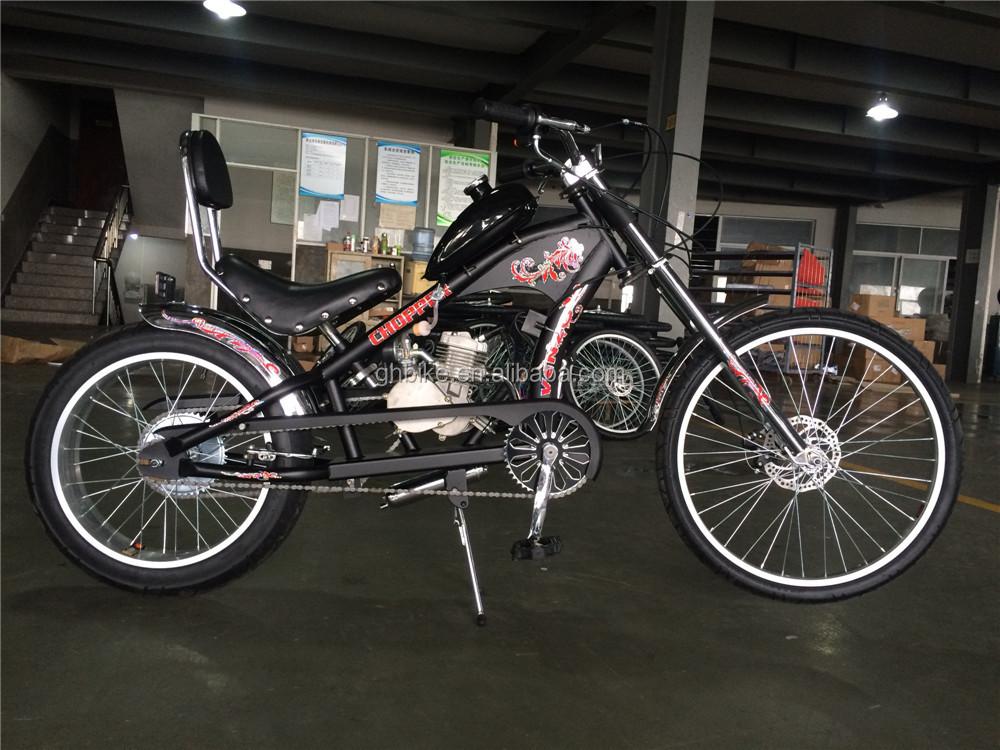 24 Two Stroke Gas Motor Chopper Engine Bicycle Gasoline Bike ...