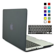 Kvalitní pogumovaný kryt na notebook Macbook Pro se silikonovým krytem klávesnice