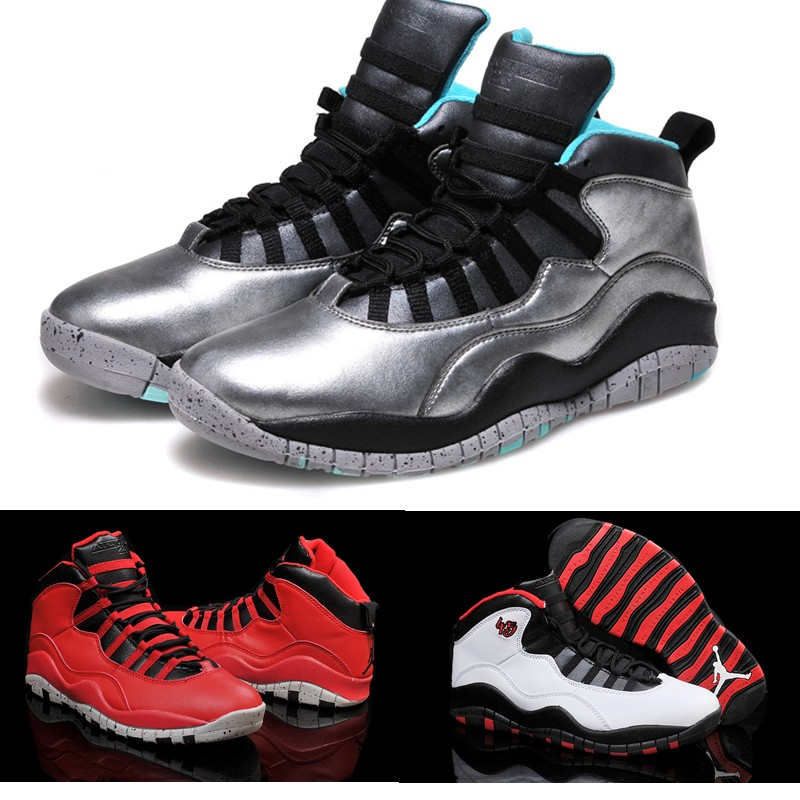 quality design 16be0 f51a6 vente abordable filles air jordan 10 retro gs taille 7
