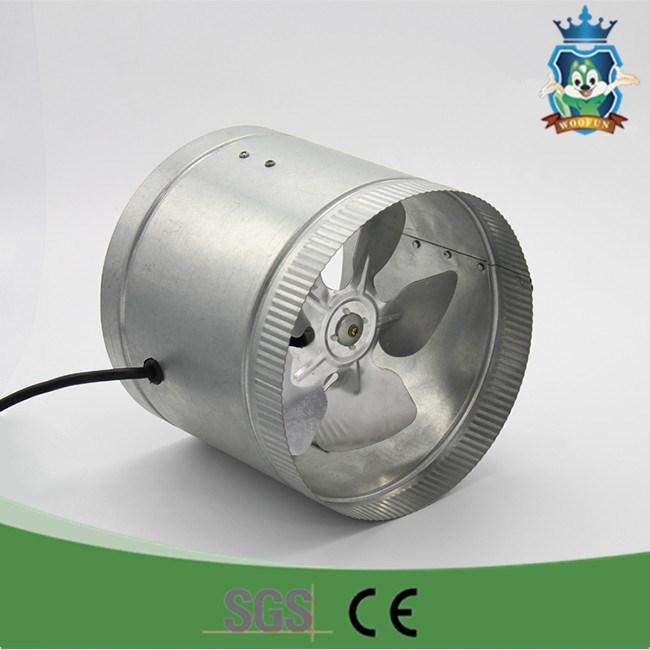 All Sizes Round Silver Small Fan Blower Motor Blower Fan