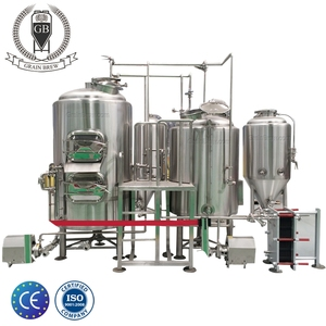 New Beer Brewing Equipment Beer Mash System 3BBL Brewhouse Equipo De Cerveza