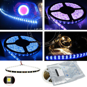 Color Changing Led Neon Rope Light For Car/home