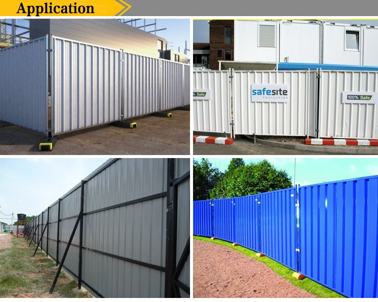 Corrugated Metal Fence Panels Price Corrugated Steel