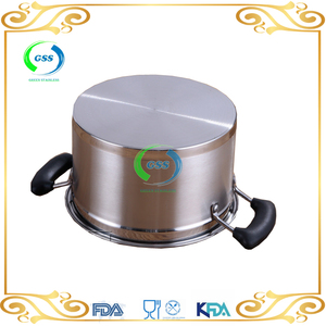 Free samples Stainless steel cookware set/cooking pot
