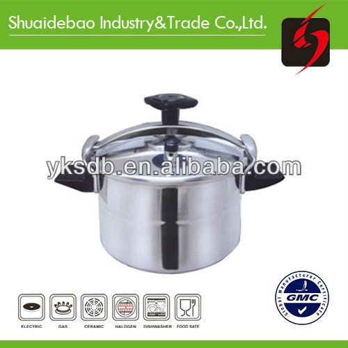 China factory supply high quality low pressure cooker