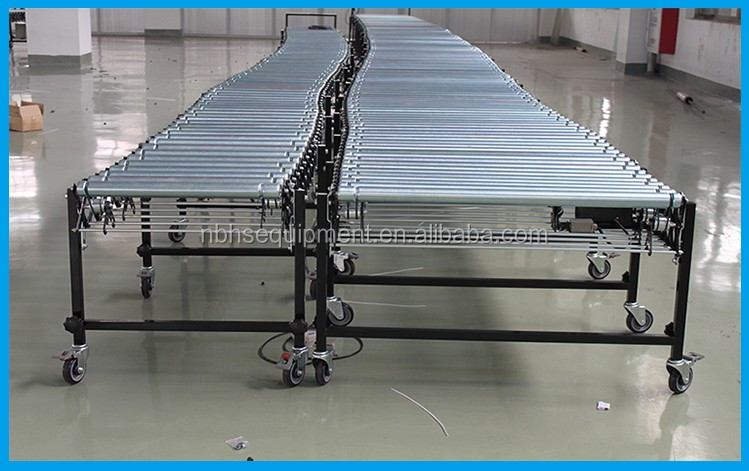 Powered roller conveyor motorized roller conveyor chain Motorized conveyor belt