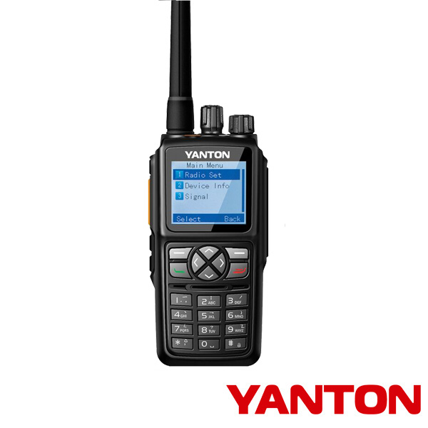Long Distance Digital Handheld Radio Talkie Walkie Dmr With Pc Programable