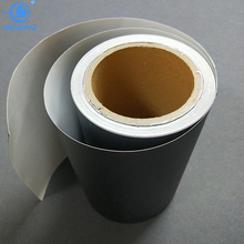 Bulk Black Printable Adhesive PVC Sticker Paper
