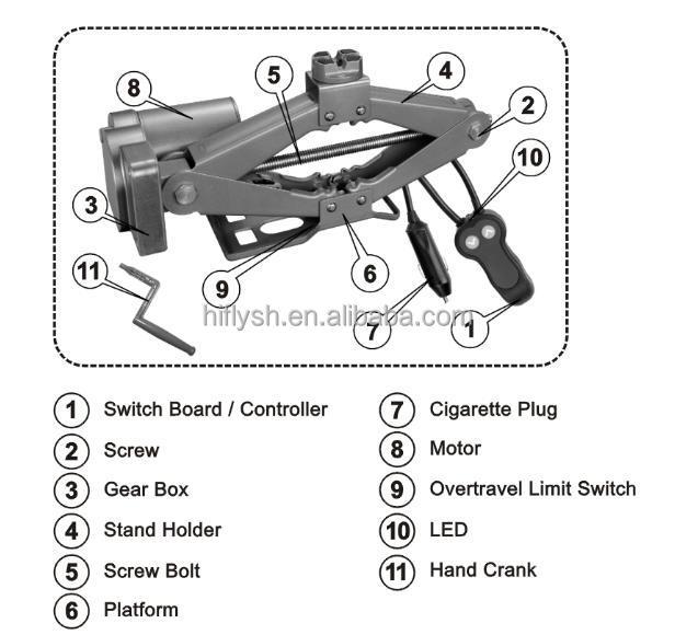 Car Motor Parts Names