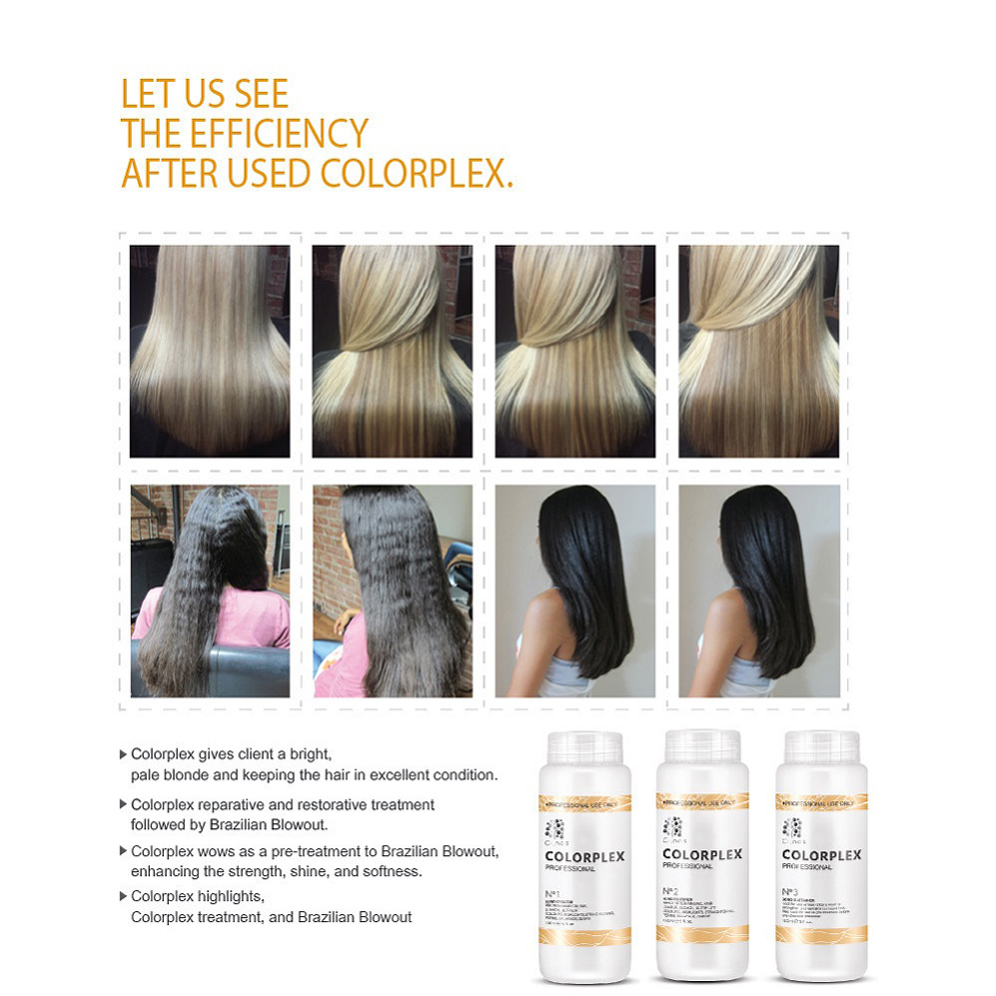 Colorplex Private Label Hair Protein Treatment Professional Rebuilt