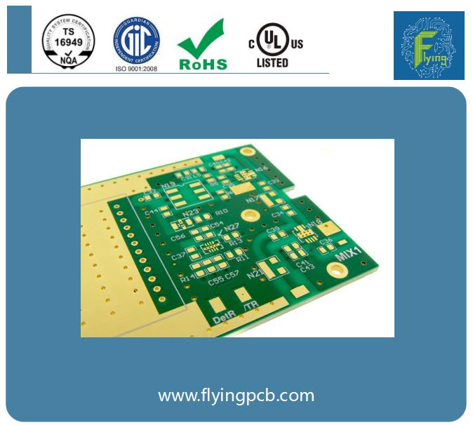 Hybrid Pcb Ro4350b+fr-4 High Tg 18 Layer Mixed-material Pcb Board - Buy 18  Layer Mixed-material Board,Mixed-material Board,18 Layer Board Product on
