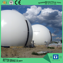 Chinese manufacturer membrane bio gas house