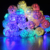 Holiday Time Led String Lights Solar Powerd & Battery Powered Christmas Decorative Lighting