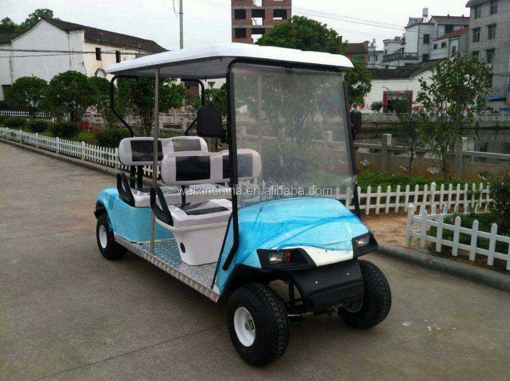Cheap Two Seater Electric Mini Golf Car