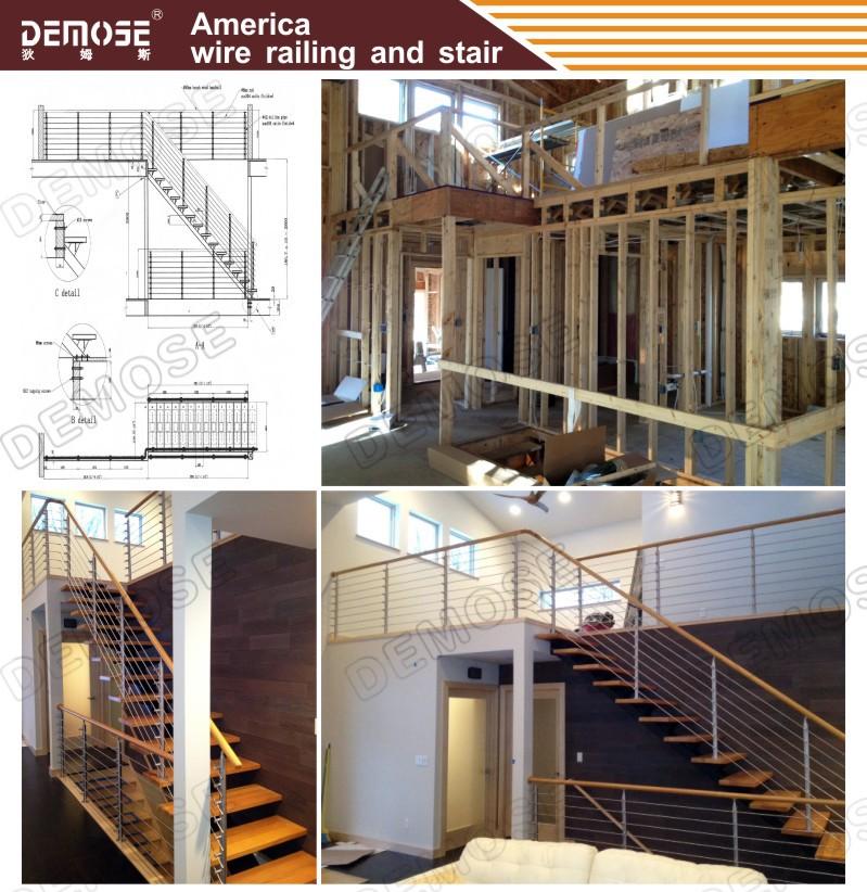 Used Indoor Stair Railings/handrail For Sale, View
