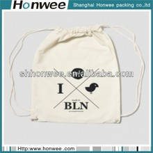 fashional customized linen lavender gift bag