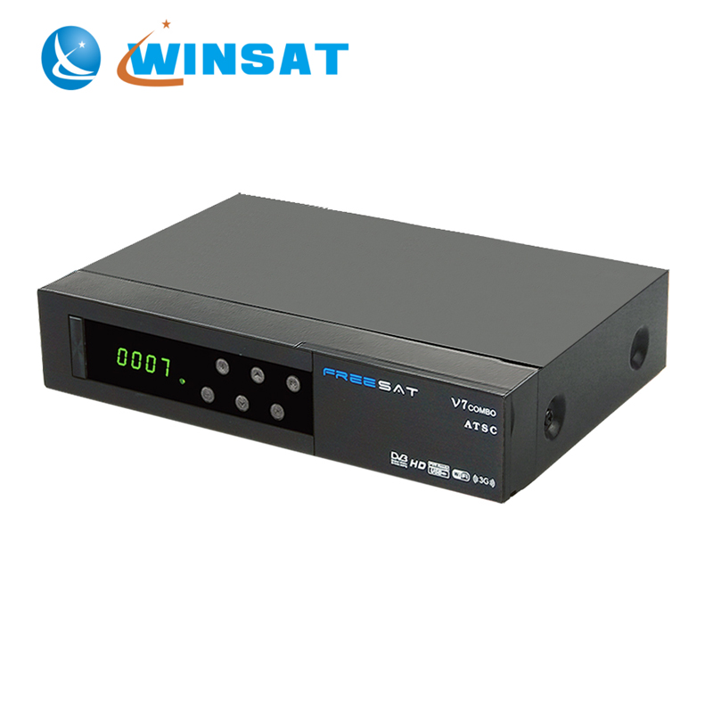 Full hd satellite box digital biss key internet tv receiver with usb wifi 3g <strong>dongle</strong>